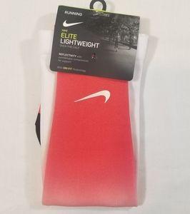 Nike Elite Lightweight SX6236 602 Running Socks